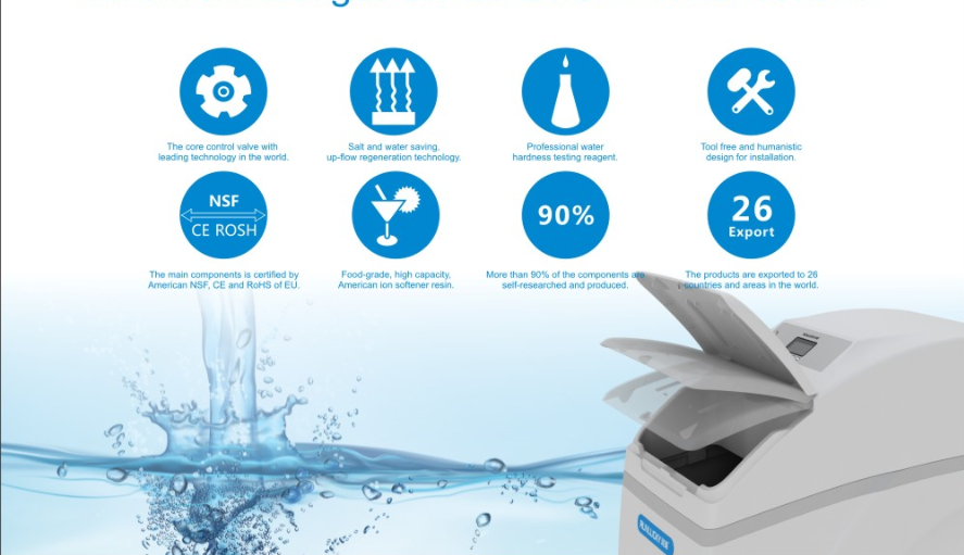 household water softener Advantage