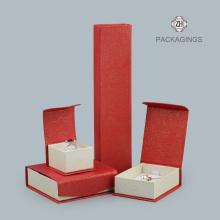 Custom Cheap Printed Paper Cardboard Ring Box