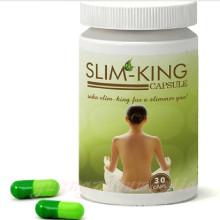 Capsule de perte de poids de Slim-King, le plus récent vert amincissant la Capsule
