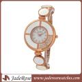 2015 Fashionable High Quality Ladies Diamond Alloy Watch