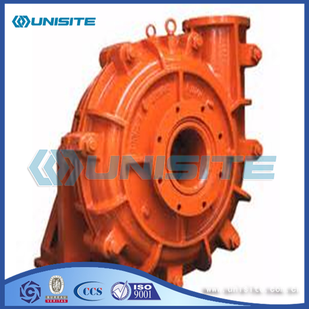 Steel Slurry Pump