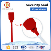 Pull tight plastic container seal number P103