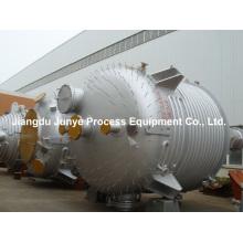 Réacteur en acier inoxydable 316L avec demi tube R005