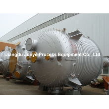 316L Stainless Steel Reactor with Half Pipe R005