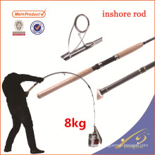 ISR001various size srf nano fishing tackle inshore spinning rod