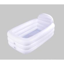ECO  Portable Inflatable bath tube for adult