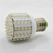 high bright 100lm/w 5w led e27 bulb AC220v 2years warranty warehouse led corn light