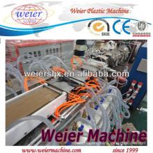 WPC floor/pallet board production machine line