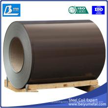Bobina pré-galvanizada Galvalume Steel Roll PPGI Coil