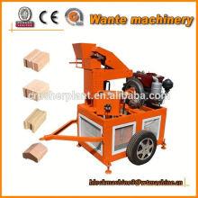 WT1-20 hydraulic press interlock block making machine