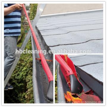garden cleaning tool, garden brush, leaf scoop