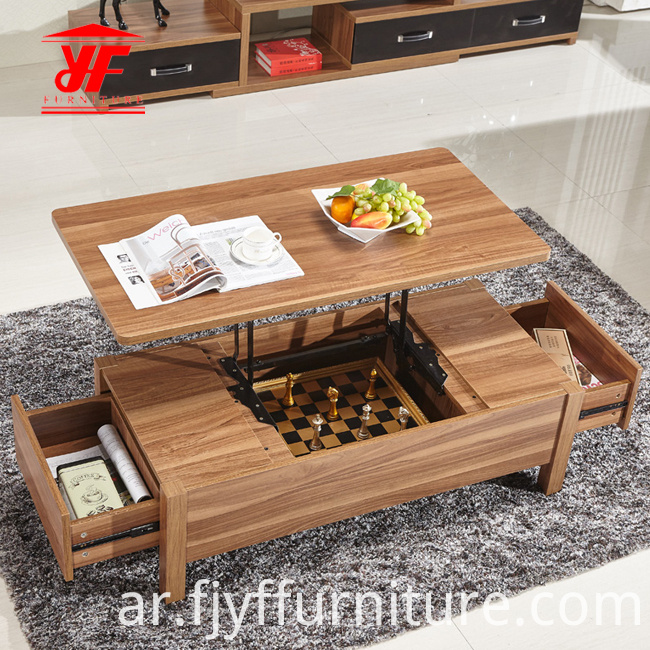 Fancy Lift Top Coffee Table