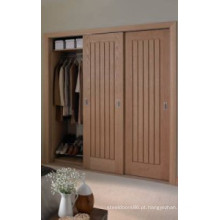 Projetos fáceis da porta do vestuário do quarto da porta do conjunto / porta do vestuário do quarto