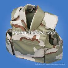 NIJ IV camouflage tout gilet pare-balles de protection