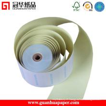Rouleaux de papier POS sans carbone SGS de haute qualité