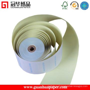 Papier autocopiant SGS / papier NCR à prix raisonnable