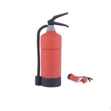 Extintor de incêndio clássico de desenho animado usb flash drive