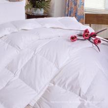 Edredão de poli fibra de hotel para edredão branco de edredão de cama (DPF201618)