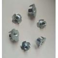 Tuercas de inserción de acero inoxidable T