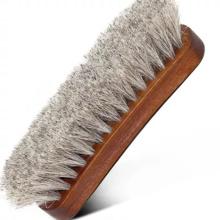 Escova de limpeza de sapato com cerdas macias de grande venda
