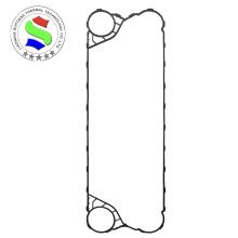 Industrial plate heat exchanger rubber gasket
