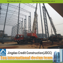 Prefab New Design Steel Structure Shed