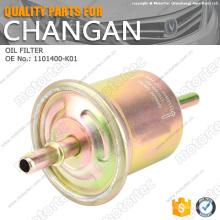 pièces de rechange de chana benni filtre à essence de pièces d'auto de changan 1101400-K01