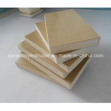 Preço imbatível para 10-20mm Plástico WPC Celuka Foaming Board / Folha
