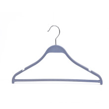 New Arrival Eco friendly biodegradable material wheat straw zara plastic clothes hanger