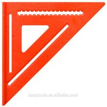 Aluminium triangle square ruler