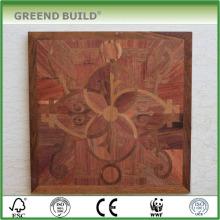 Brown Oak meubles français art parquet