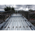 Rouleau de feuille de Decking formant la machine