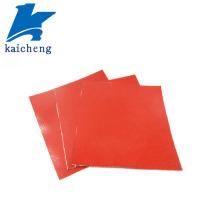 Tecido de fibra de vidro de silicone de isolamento resistente ao fogo