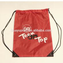 Drawstring Bag & Nylon Drawstring Bag & personalizado para a fábrica