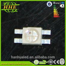SMD 6028 Smd führte RGB-Farbe ODM-Produkt führte RGB-Tri-Farbe für LED-Rücklichter ausstrahlen