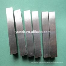 99.95% precio puro cubo de tungsteno