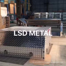 OEM personalizado impermeable de aluminio de doble cabina Ute Canopy Tool box OEM personalizado impermeable de aluminio de doble cabina Ute Canopy Tool box