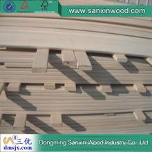 Solid Wood Board Paulownia Wood Type