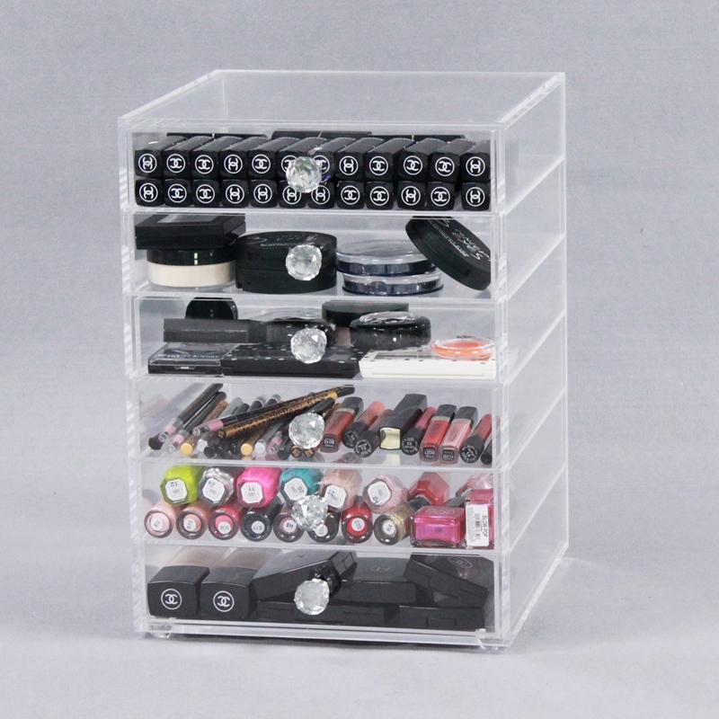 Best Beauty Box Acrylic Makeup Storage