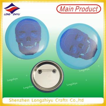 Tin Lapel Pin Printing Tinplate Badge