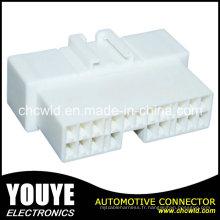 Connecteur électrique automatique de harnais de fil pour Honda