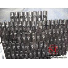Nahtloses Stahlgleiches T-Stück, das T verringert