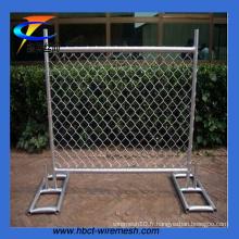 Clôture en chaîne temporaire Fencing (CT-40)