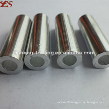 pipe sleeve steel stop buttons