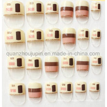 Custom Fashion Artificial Nail Beauty Art Accessories Decoration Fingernail Sticker