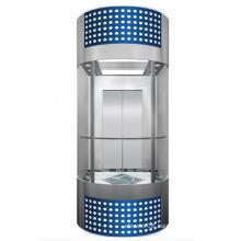 Elegant Round Type Panoramic Elevator