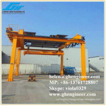 Electric Container Spreader for 20 and 40 FT Container Lifting