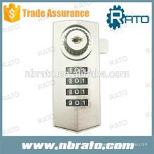 Bloqueio de combinação de caixa de metal vertical RD-107