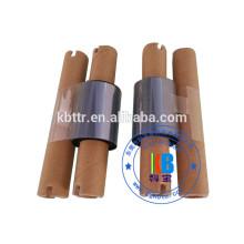 Textile clothing label thermal transfer printing washresin printer ribbon