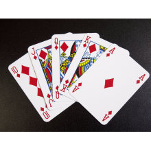Bar-Code Paper Playing Cards for Cards Sorter